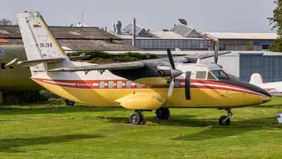 OK-ZKA - LET LET L-410 Turbolet