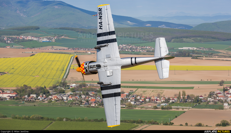 Private HA-NSR aircraft at In Flight - Slovakia