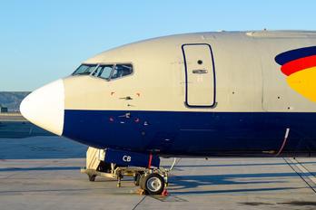 G-JMCB - West Atlantic Boeing 737-400SF