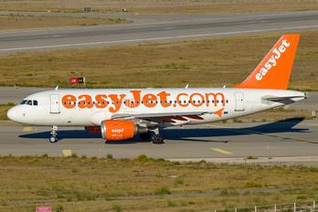 G-EZAU - easyJet Airbus A319