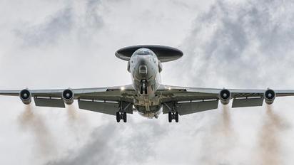 LX-N90445 - NATO Boeing E-3A Sentry