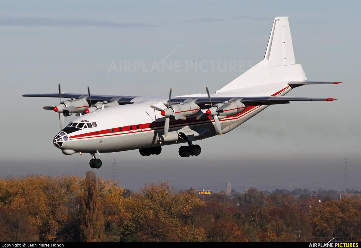 Ukraine Air Alliance UR-CAJ aircraft at Liège-Bierset