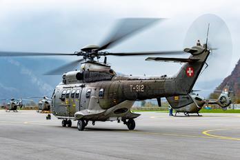 T-312 - Switzerland - Air Force Aerospatiale AS332 Super Puma