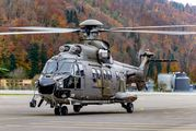 T-339 - Switzerland - Air Force Aerospatiale AS532 Cougar aircraft