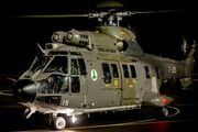 T-315 - Switzerland - Air Force Aerospatiale AS332 Super Puma aircraft