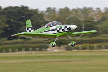 G-RVEI - Private Vans RV-8