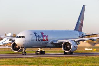 N844FD - FedEx Federal Express Boeing 777F