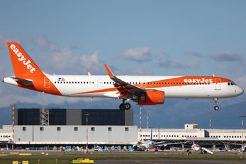 OE-ISD - easyJet Europe Airbus A321 NEO