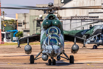 8958 - Brazil - Air Force Mil Mi-35 AH-2 Sabre