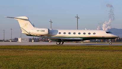VP-CNR - Private Gulfstream Aerospace G650, G650ER