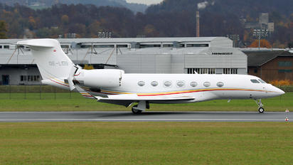 OE-LUB - LaudaMotion Gulfstream Aerospace G VII-G500