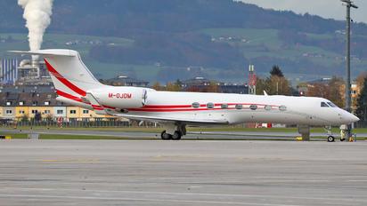 M-OJOM -  Gulfstream Aerospace G-V, G-V-SP, G500, G550