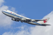 B-2409 - Air China Cargo Boeing 747-400F, ERF aircraft