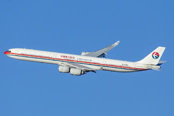 B-6051 - China Eastern Airlines Airbus A340-600