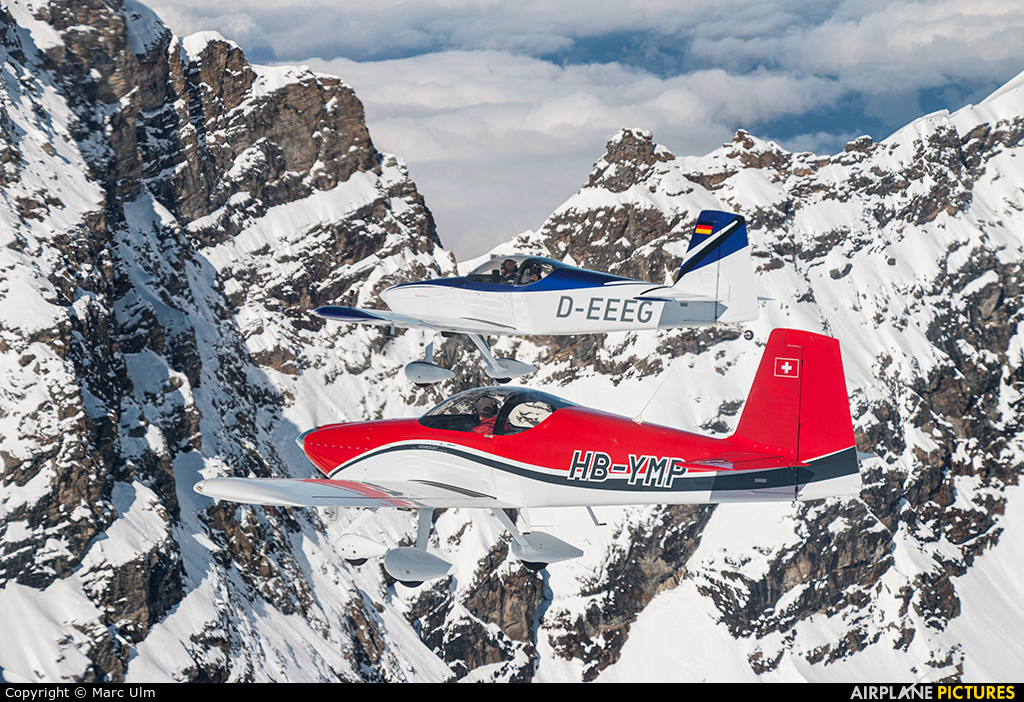 Private HB-YMP aircraft at In Flight - Switzerland