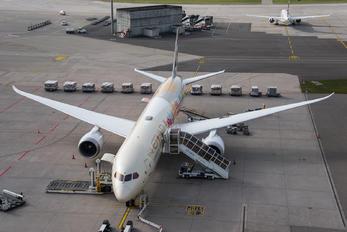 A6-BLO - Etihad Airways Boeing 787-9 Dreamliner