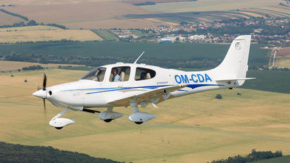 OM-CDA - Private Cirrus SR20