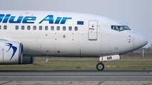 YR-BMR - Blue Air Boeing 737-700 aircraft