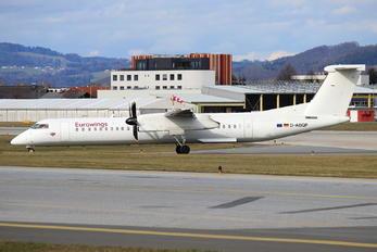D-ABQP - Eurowings de Havilland Canada DHC-8-400Q / Bombardier Q400