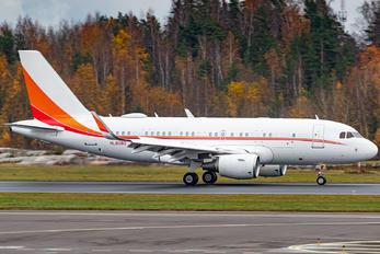 HL8080 - SK Telecom Airbus A319 CJ