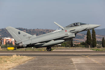 MM7338 - Italy - Air Force Eurofighter Typhoon T.1
