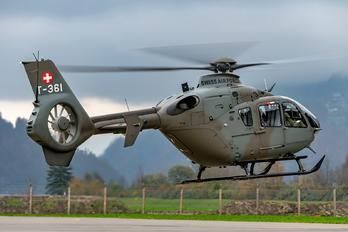 T-361 - Switzerland - Air Force Eurocopter EC635