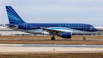 4K-AZ03 - Azerbaijan Airlines Airbus A319 aircraft