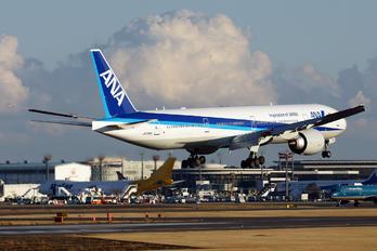 JA790A - ANA - All Nippon Airways Boeing 777-300ER