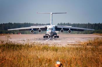 RF-76604 - Russia - Air Force Ilyushin Il-76 (all models)