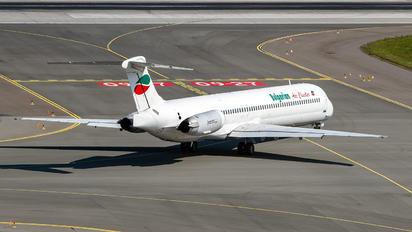 LZ-LDS - Bulgarian Air Charter McDonnell Douglas MD-82