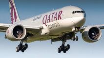 A7-BFQ - Qatar Airways Cargo Boeing 777F aircraft