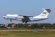 RF-76549 - Russia - Air Force Ilyushin Il-76 (all models) aircraft
