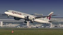 A7-BHC - Qatar Airways Boeing 787-9 Dreamliner aircraft