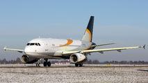 P4-RLA - Private Airbus A319 CJ aircraft
