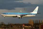 PH-BXR - KLM Boeing 737-900 aircraft