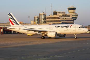 F-GKXP - Air France Airbus A320