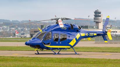 HB-ZUD - Lions Air Bell 429 Global Ranger