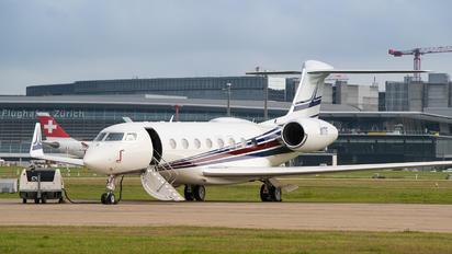 N1TF - Private Gulfstream Aerospace G650, G650ER