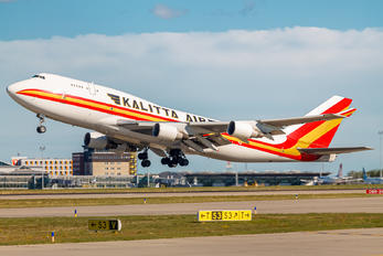 N709CK - Kalitta Air Boeing 747-400BCF, SF, BDSF