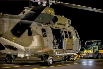 T-315 - Switzerland - Air Force Aerospatiale AS332 Super Puma