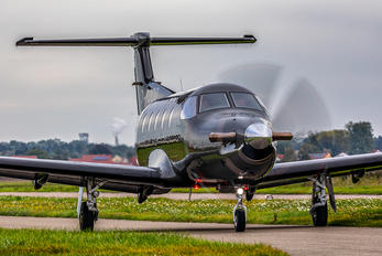 D-FOOD - Blackbird Pilatus PC-12NG