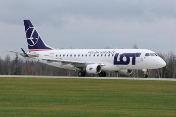 SP-LID - LOT - Polish Airlines Embraer ERJ-175 (170-200)