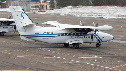 RA-67018 - KrasAvia LET L-410UVP-E20 Turbolet