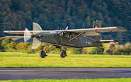 V-632 - Switzerland - Air Force Pilatus PC-6 Porter (all models) aircraft