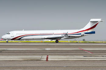 3DC-SWZ - Kingdom of Swaziland McDonnell Douglas MD-87