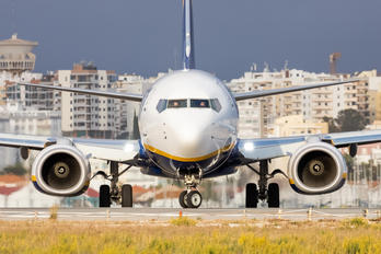 ÉI-GJS - Ryanair Boeing 737-8AS