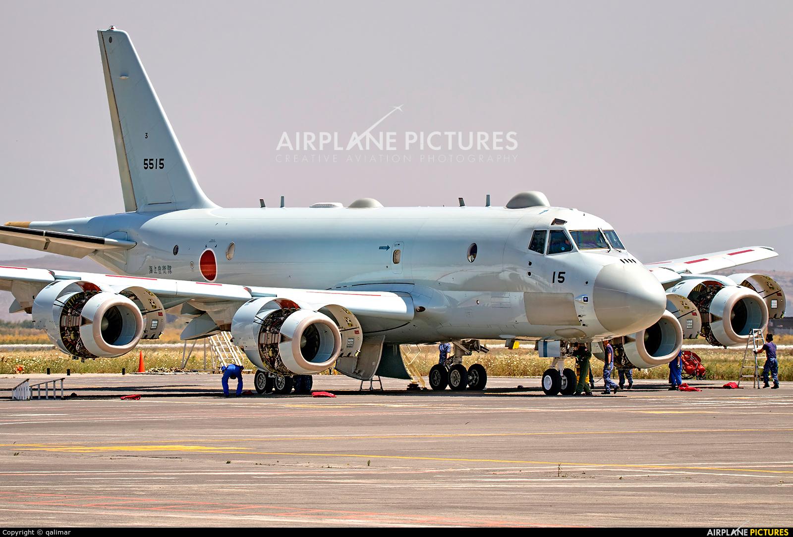 Japan - Air Self Defence Force 5515 aircraft at Sigonella