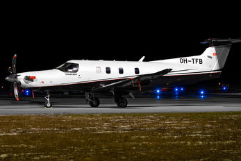 OH-TFB - Hendell Aviation Pilatus PC-12NGX