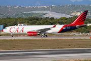 EC-LQO - CAA - Compagnie Africaine d'Aviation Airbus A330-200 aircraft