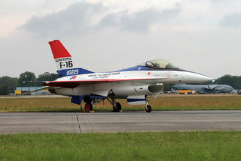J-229 - Netherlands - Air Force General Dynamics F-16A Fighting Falcon